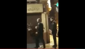 video-policia-bofetada-cachetada-mujer