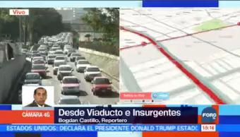 Viernes Caos Vial CDMX Registra Diversos Puntos Ciudad De México