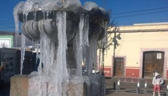 ola frio zacatecas registra primer deceso