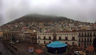 Zacatecas registra temperaturas de 14 grados bajo cero