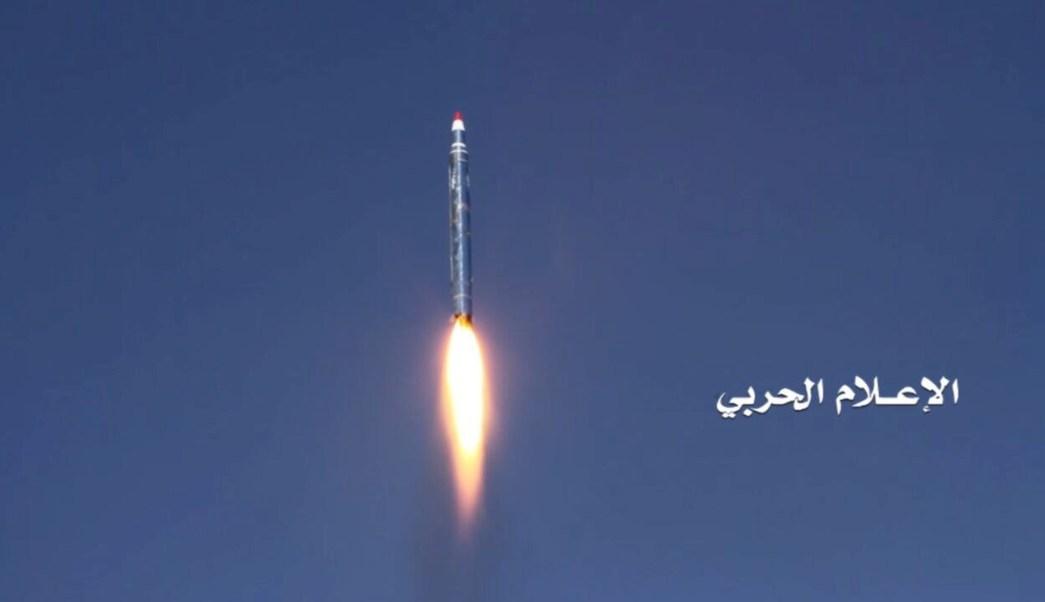 arabia saudita intercepta nuevo misil balistico lanzado yemen