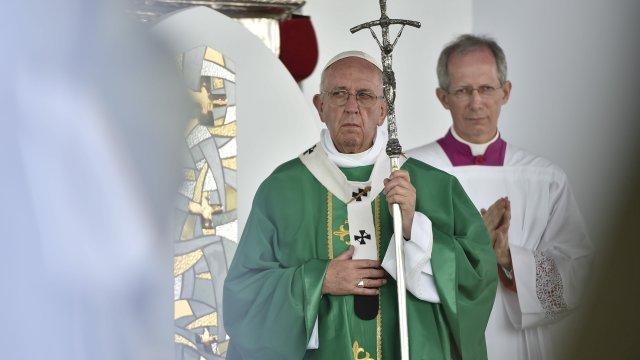El Papa Francisco condena corrupción en Latinoamérica al cerrar visita a Perú