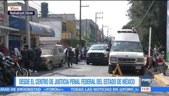 Penal federal del Edomex se prepara para la llegada de Roberto Borge