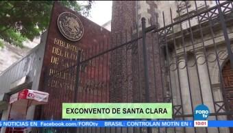 Historia del exconvento de Santa Clara