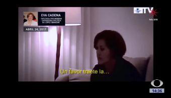 La legisladora Eva Cadena regresa al Congreso
