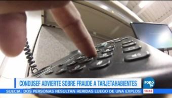 Condusef advierte de estafas telefónicas, nueva modalidad de fraude