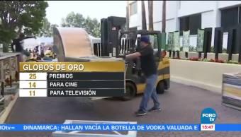 Siete nominaciones para Guillermo del Toro en los Globos de Oro