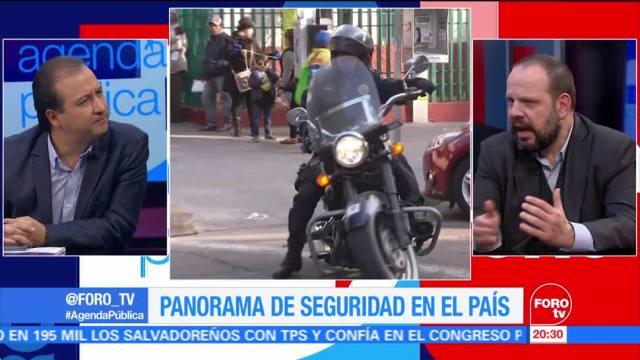 Seguridad en México; el análisis con Alejandro Hope