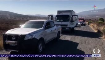 Capturan al presunto operador de 'Los Bukanas' en Puebla