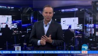 Matutino Express del 9 de enero con Esteban Arce (Bloque 1)