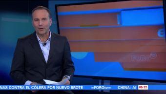 Matutino Express del 9 de enero con Esteban Arce (Bloque 2)