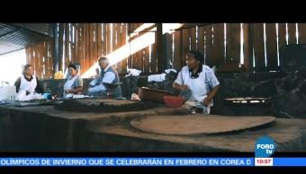 Retratos de México: Proceso y preparación de la barbacoa