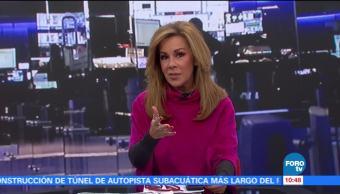 Matutino Express del 9 de enero con Esteban Arce (Bloque 3)