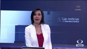 La Noticias, con Karla Iberia: Programa del 9 de enero de 2018