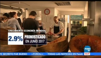 México Crecerá 2.1% 2018, Señala Banco Mundial