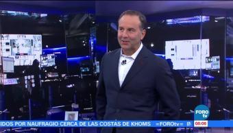 Matutino Express del 10 de enero con Esteban Arce (Bloque 1)