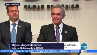 Avanza reconstrucción en Xochimilco tras sismo del 19 de septiembre, dice Mancera