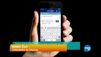 CityCop. Una aplicación móvil para reportar delitos
