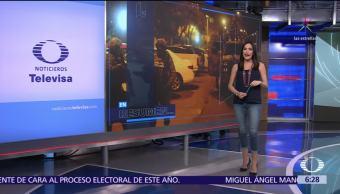 Las noticias, con Danielle Dithurbide: Programa del 12 de enero del 2018