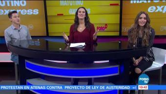 Matutino Express del 12 de enero con Esteban Arce (Bloque 3)