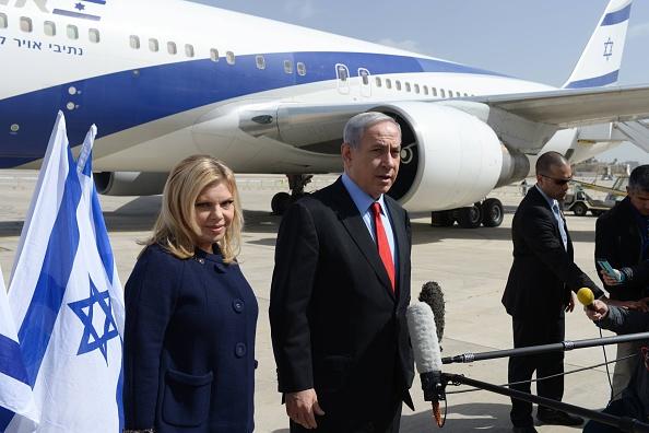 Difunden grabación de esposa de Netanyahu gritándole enfurecida a un asistente