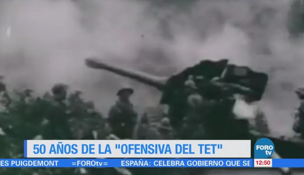 50 años de la 'Ofensiva del Tet'