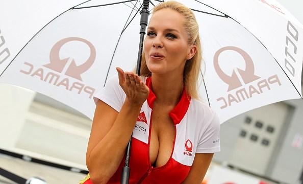 Edecanes dejarán de aparecer en Fórmula 1 a partir de este año