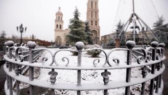 persistiran nevadas diversas regiones montanosas pais
