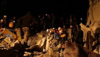 Explosión en ciudad siria de Idleb deja al menos 18 muertos