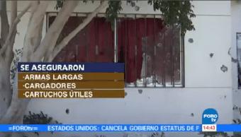 Abaten Siete Presuntos Delincuentes Bcs Elementos De La Marina