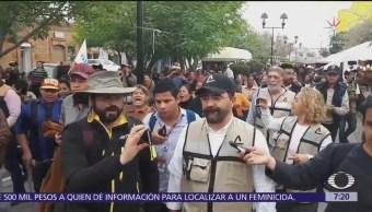 Agreden a integrantes de la Caravana por la Dignidad en Durango