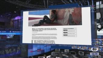AI acusa al INM de deportaciones masivas