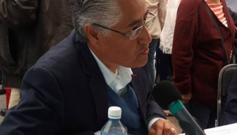 Alejandro Vera presenta solicitud al Partido Humanista