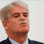 Alfonso Dastis, canciller español. (AP, archivo)