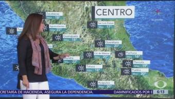 Ambiente frío permanecerá en norte, noreste, oriente y centro del país