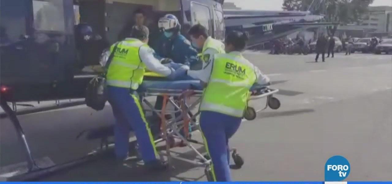 Ambulancias aéreas de la Ciudad de México