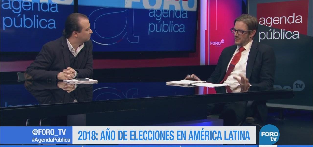 América Latina va a las urnas en 2018