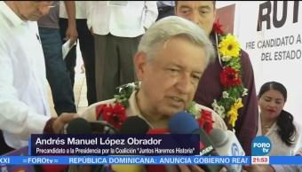 AMLO Visita Tuxtla Chico Chiapas Andrés Manuel López Obrador