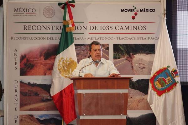 Ángel Aguirre retira precandidatura a diputado federal