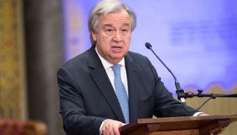 ONU confía que se restablezca cese al fuego con ELN en Colombia