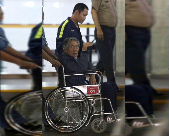 Tribunal supremo peruano evalúa si Fujimori es excluido de proceso por matanza