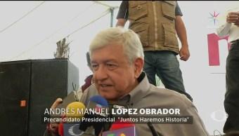 Apodan 'Andrés Manuelovich' a López Obrador
