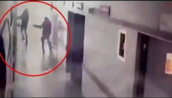 Asesinan a un hombre en un hospital de Guanajuato