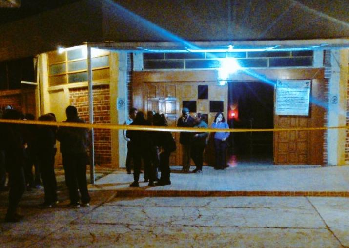 Asesinan a una persona en iglesia de Ecatepec