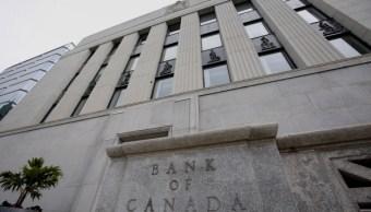 El Banco de Canadá sube las tasas de interés