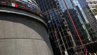 mercado bursatil mexicano llega cinco sesiones avances