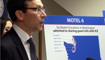 Fiscal de EU demanda a cadena hotelera por dar información a Inmigración