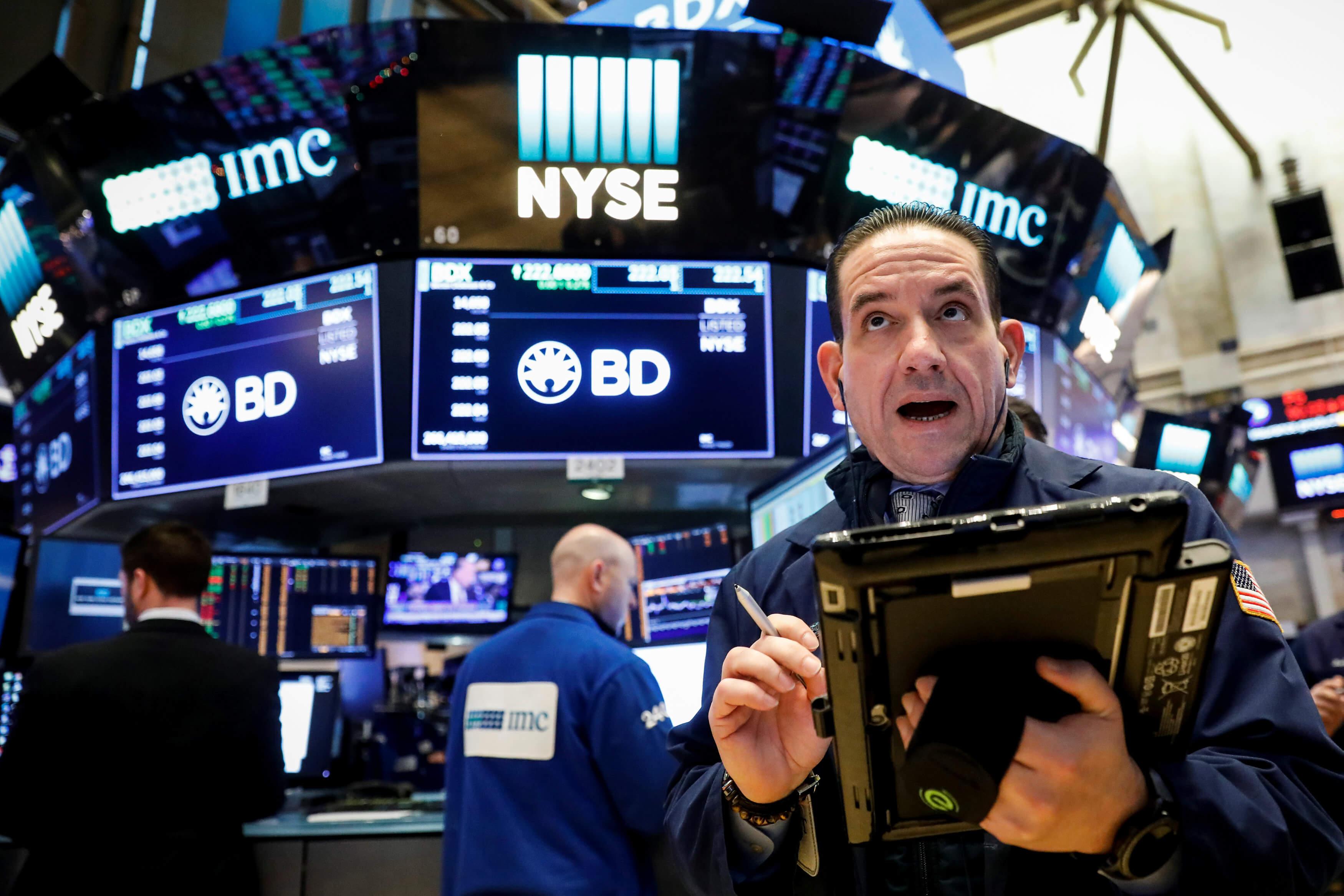 Nasdaq y S&P 500 logran su sexto récord consecutivo en Wall street