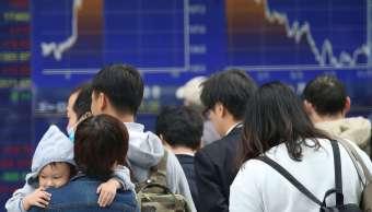 Bolsa de Tokio cierra a la baja por tercera sesión consecutiva