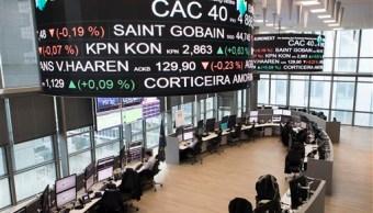 Las Bolsas europeas inician la semana con ligeras ganancias